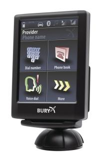Bluetooth handsfree sada BURY CC9068